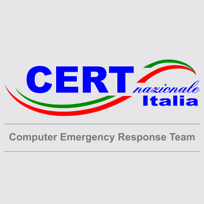 Cert Nazionale data breach